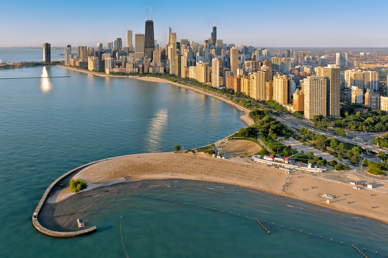 12th Street Beach Chicago, Exercises To Do When You're REALLY Full | Raffaello Chicago Hotel ...