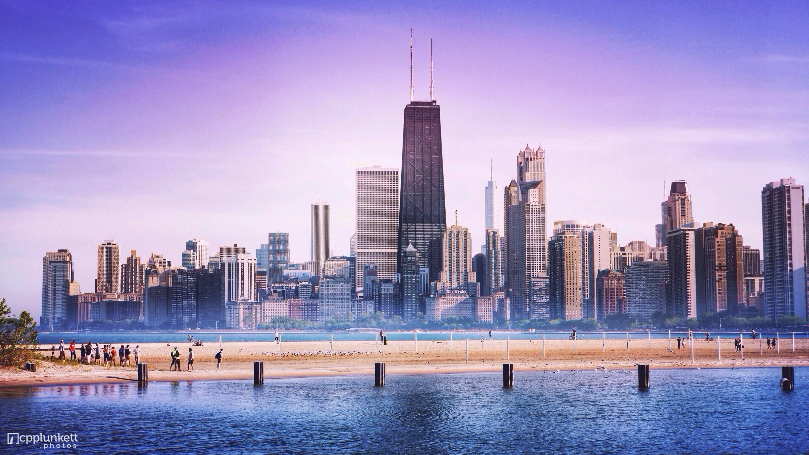 12th Street Beach Chicago, north avenue beach hook pier | Beautiful Chicago Photos