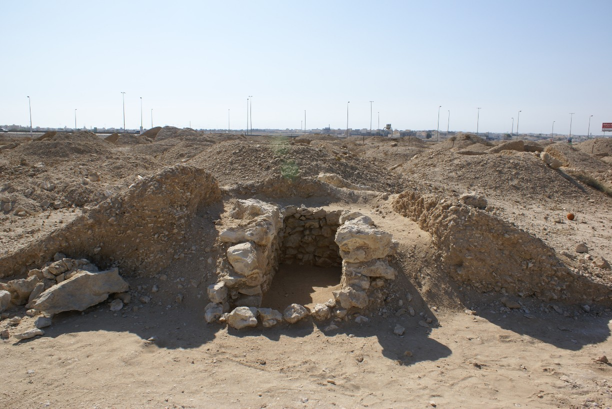 A'Ali Burial Mounds A'Ali, Aali Burial Mounds, A'ali, Bahrain - Did you know that 5% of the...