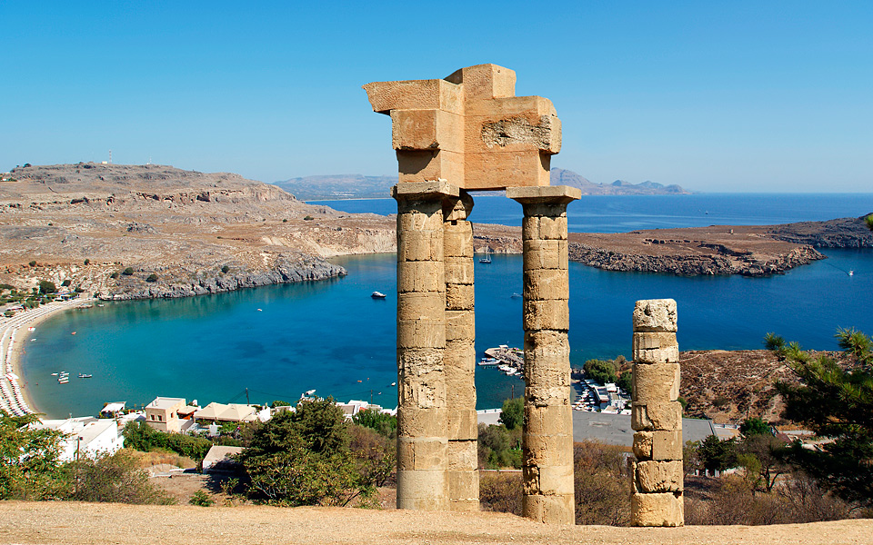 Acropolis of Rhodes Rhodes Town, Two Days in Rhodes' Old Town and Lindos - Greece Is