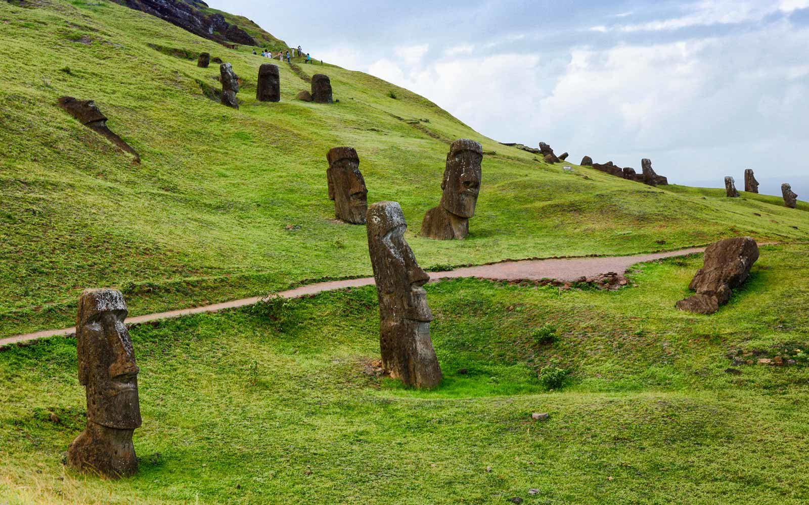 easter island research papers And easter island's history with its large statues the student will also get a more detailed knowledge of one island group through a research paper, learning basic research.
