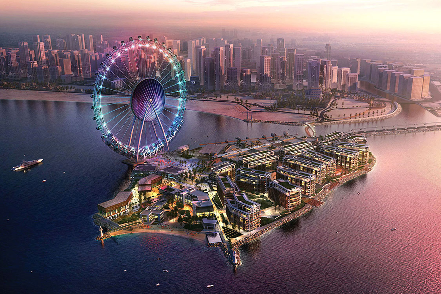 Ain Dubai Dubai, Ain Dubai – The World's Largest Ferris Wheel