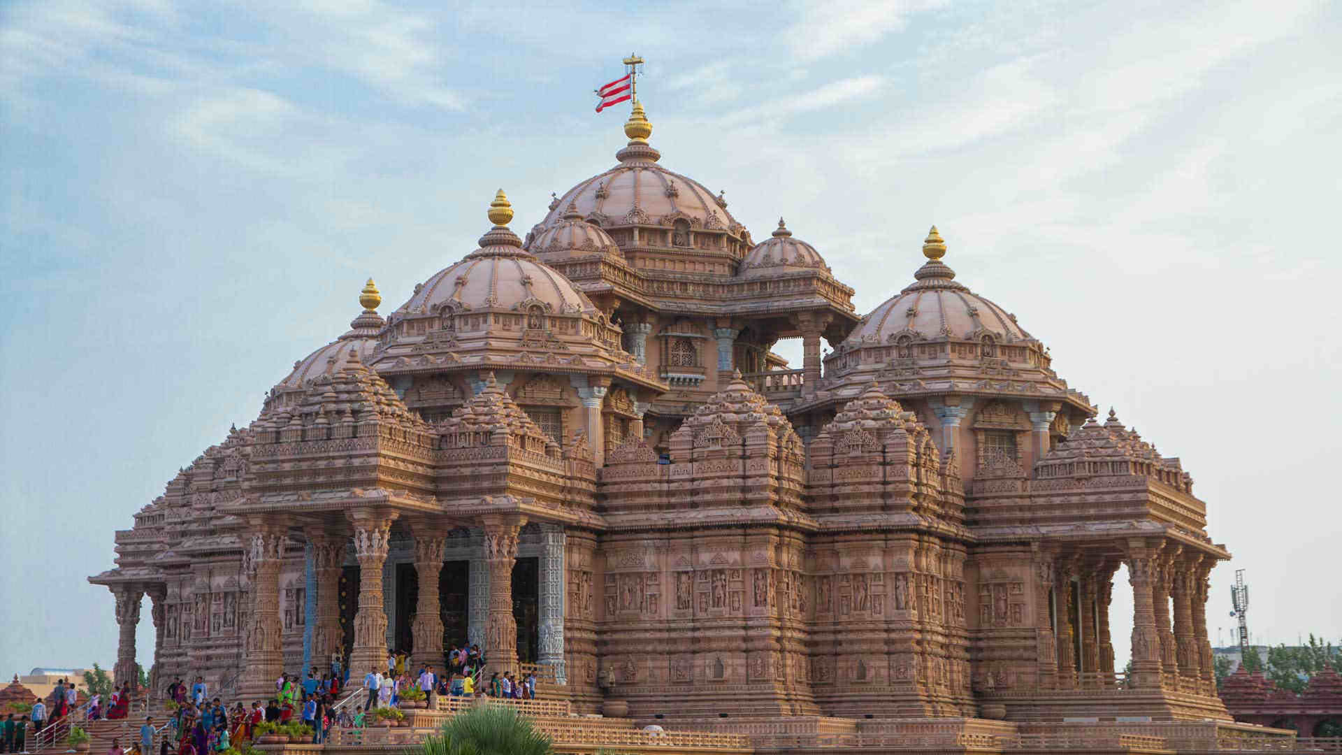 Akshardham temple complex india view akshardham thecheapjerseys Image collections
