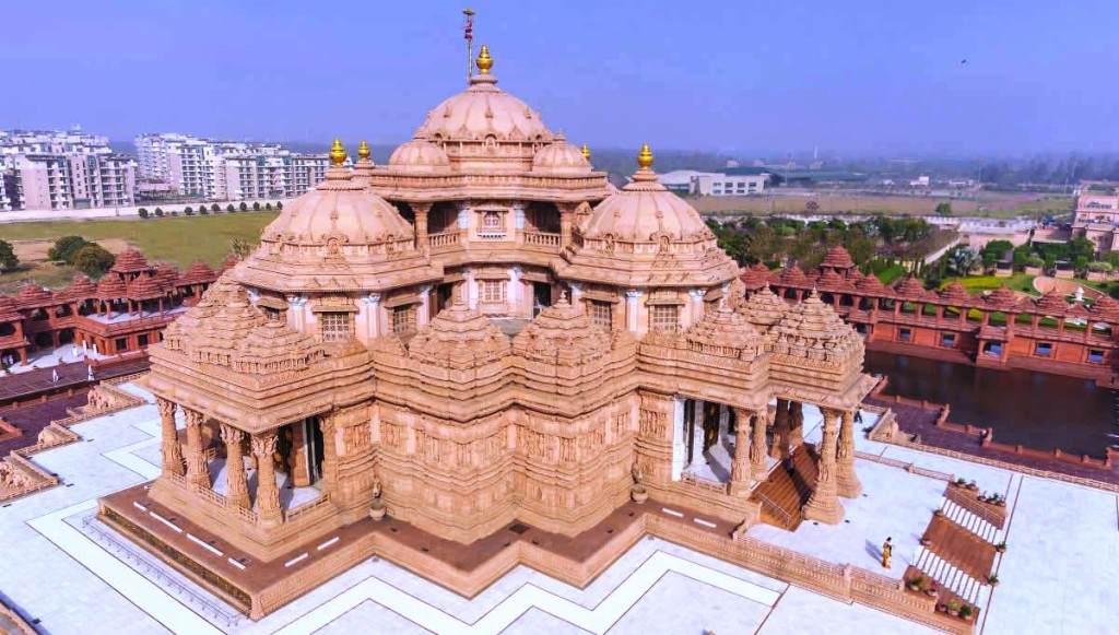 Akshardham Temple Delhi, Akshardham Temple, Delhi|History|Timings|Location|Water Show