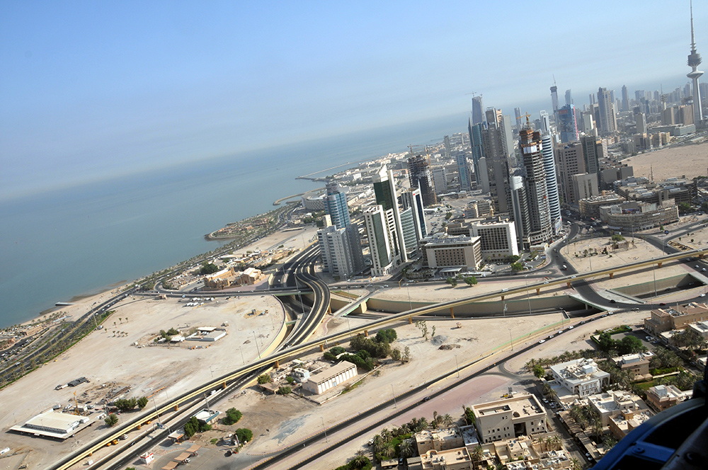 Al Jahra Gate Kuwait City, First Ring Road - Jahra Gate Roundabout (Package 1) | the company ...