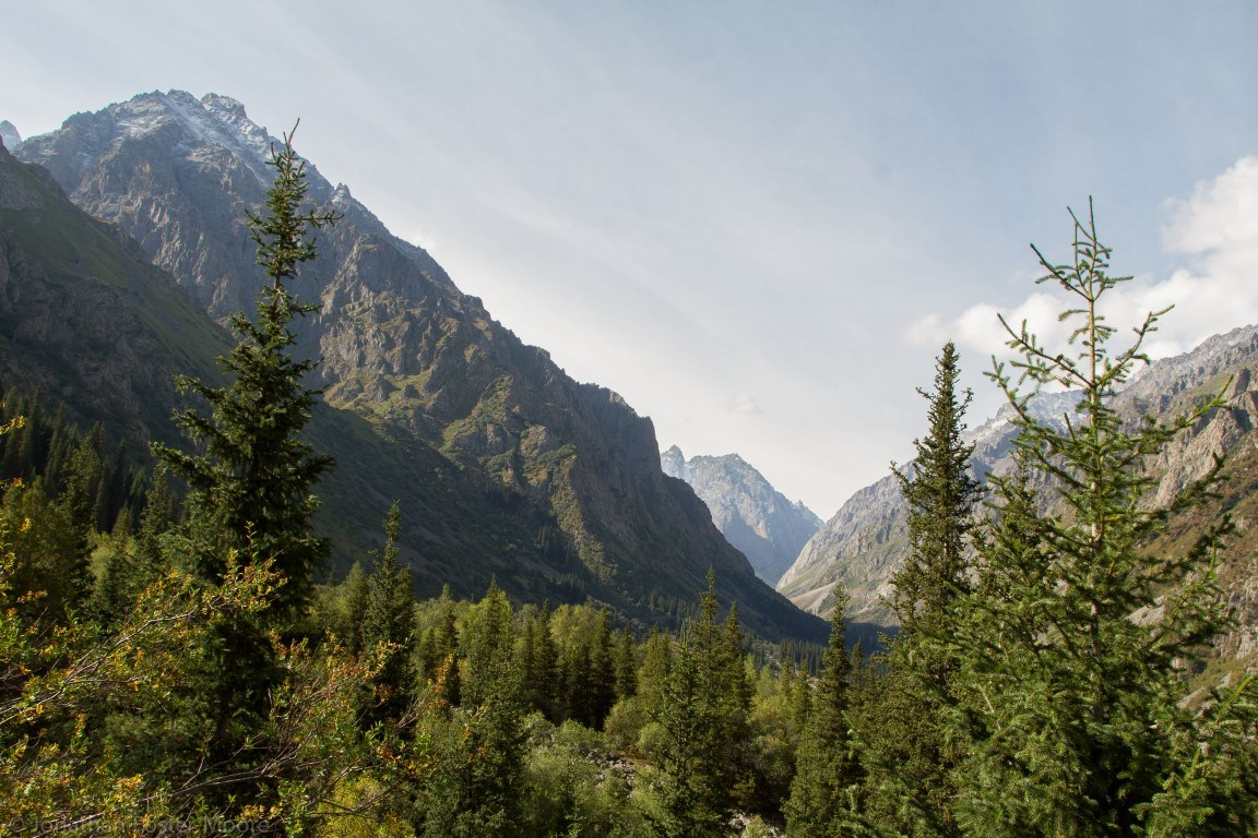 Ala-Archa National Park Ala-Archa Canyon, Ala Archa National Park – Kyrgyz-Travel