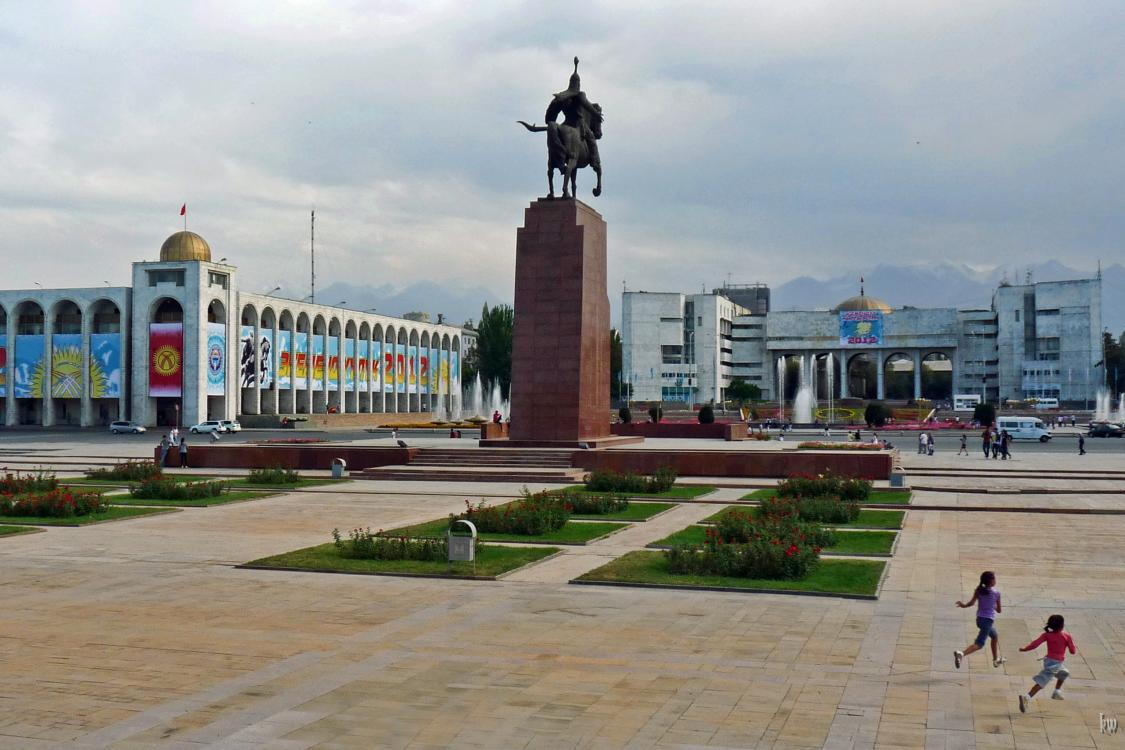 Ala-Too Square Bishkek, Off the beaten Track