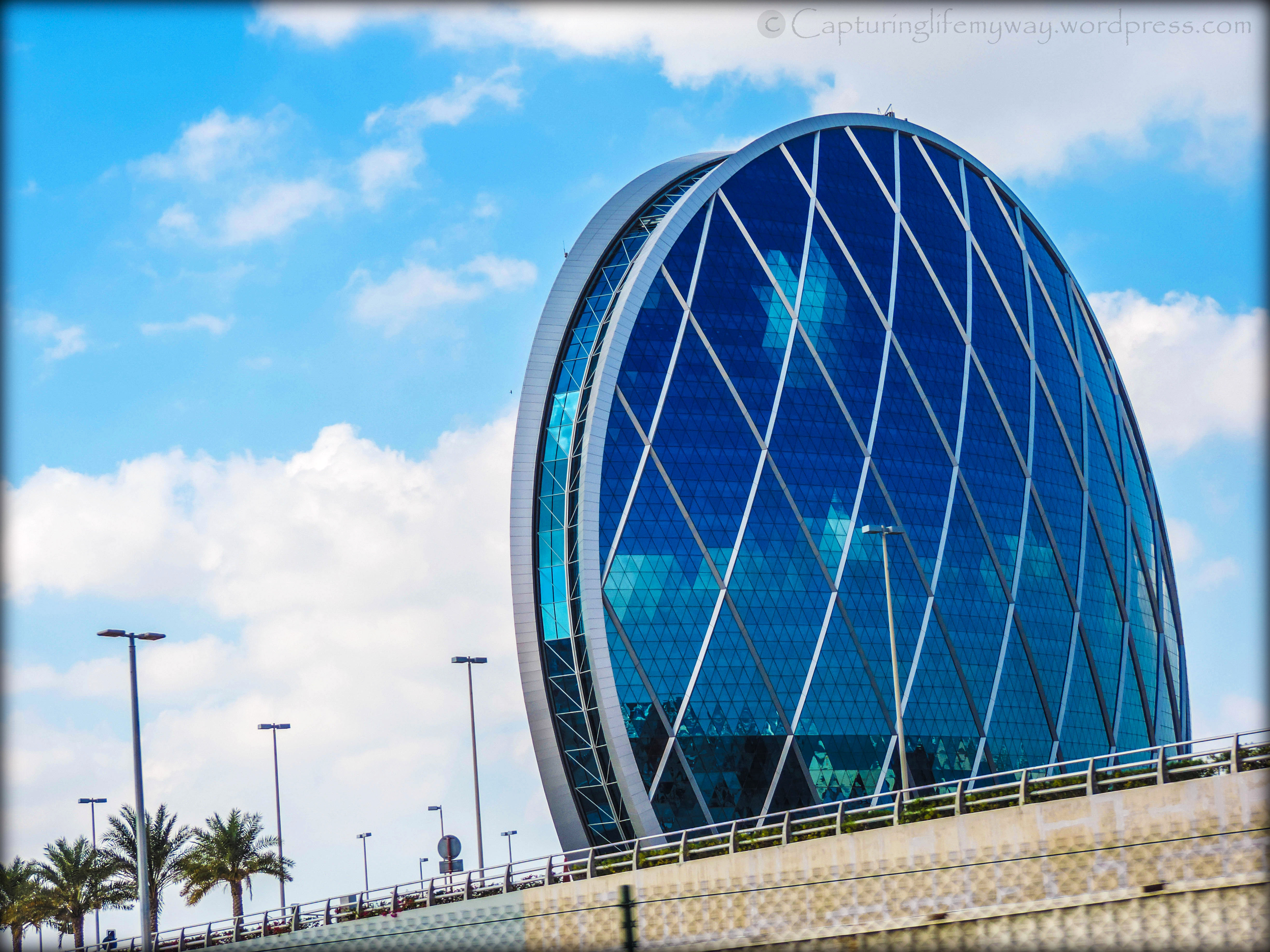 Aldar Headquarters Abu Dhabi, The Disc : Aldar headquarters building, Al Raha, Abu Dhabi, UAE