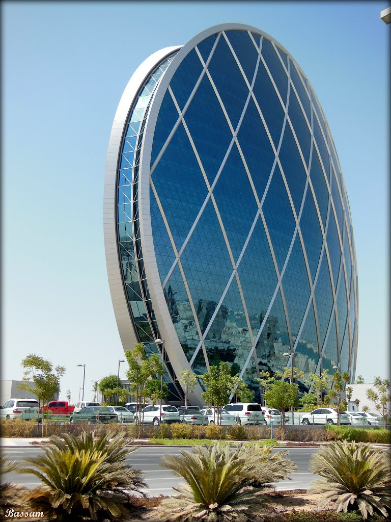 Aldar Headquarters Abu Dhabi, Panoramio - Photo of Aldar Headquarters Building - Abu Dhabi ...