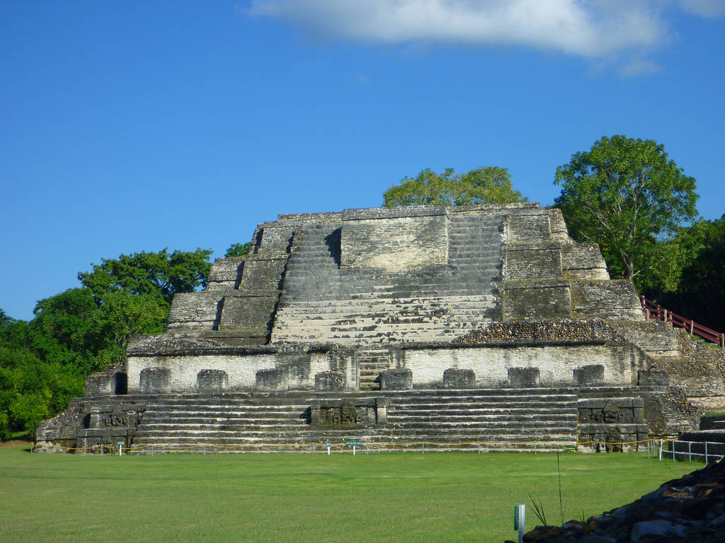 Altun Ha Old Northern Highway, Mayan Ruins | Caribbean Adventures Belize | Affordable Tours and ...