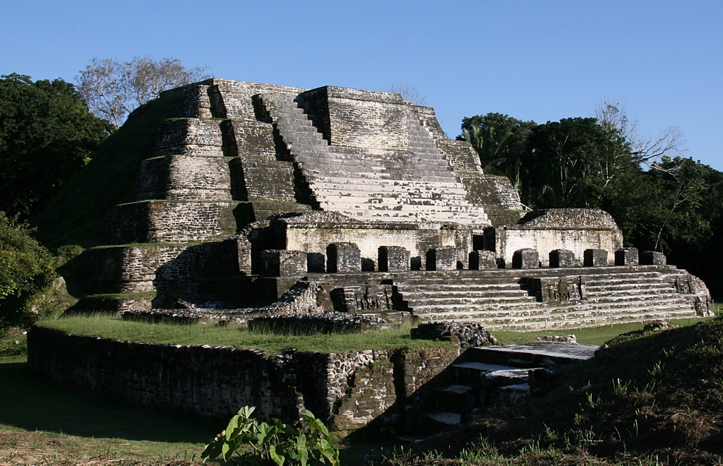 Altun Ha Old Northern Highway, Altun Ha – An ancient Maya ceremonial center | Caribbean All ...