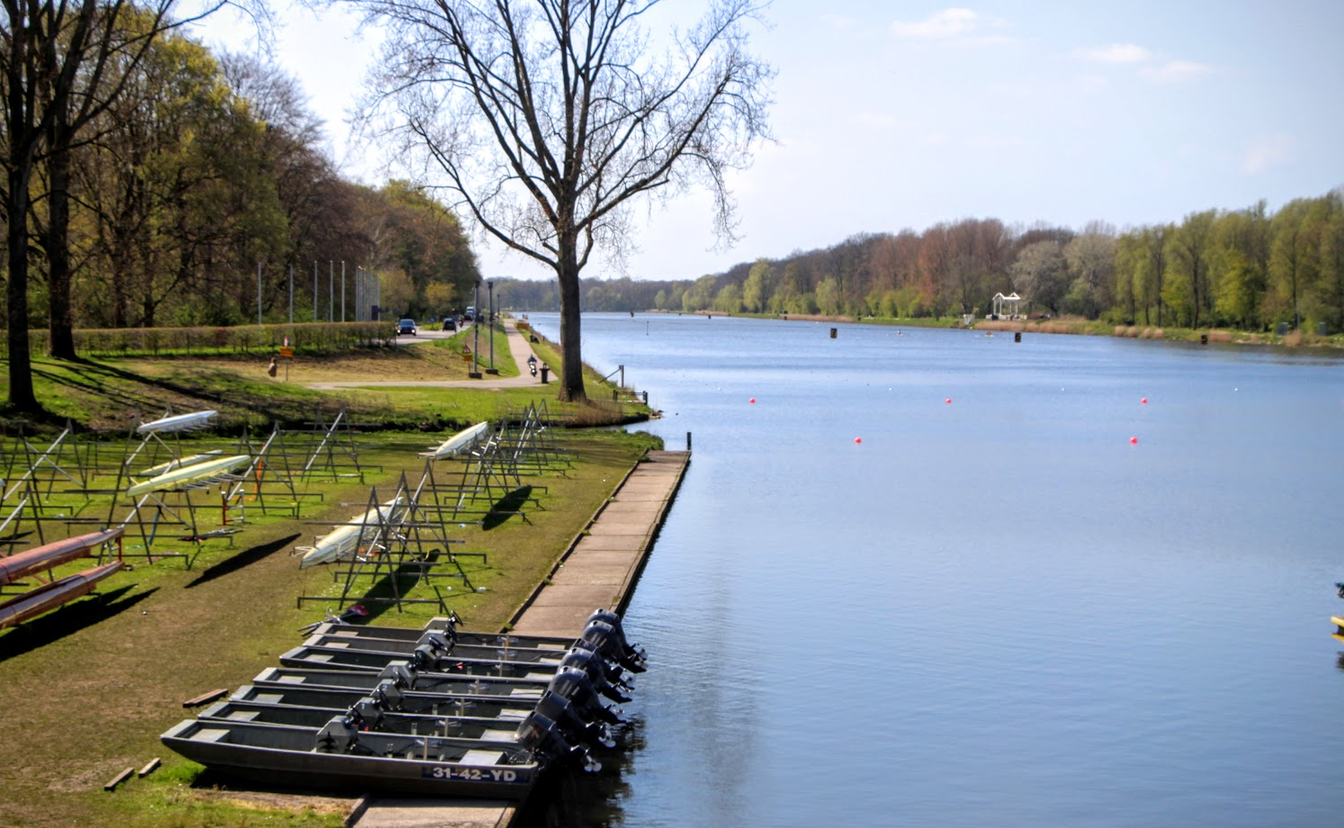 Amsterdamse Bos Amsterdam, Amsterdamse Bos: A Bike Tour Into The Amsterdam Woods