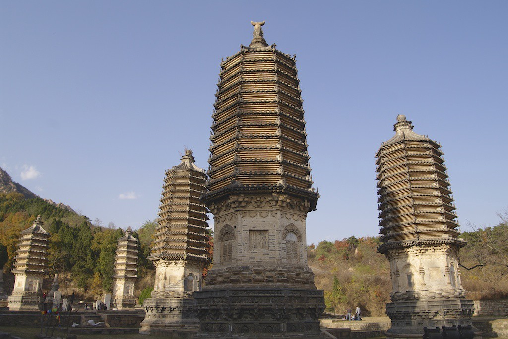 Ancient Observatory Běijīng, Silver Mountain Pagoda Forest 银山塔林 – A Better Guide to Beijing ...