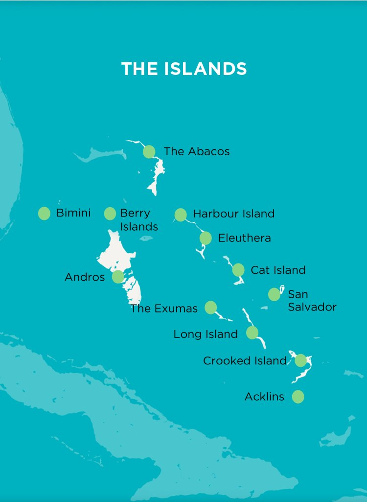 Victoria Point Blue Hole Andros, Bimini, and the Berry Islands, The Out Islands of The Bahamas - Bahamas Vacations ||