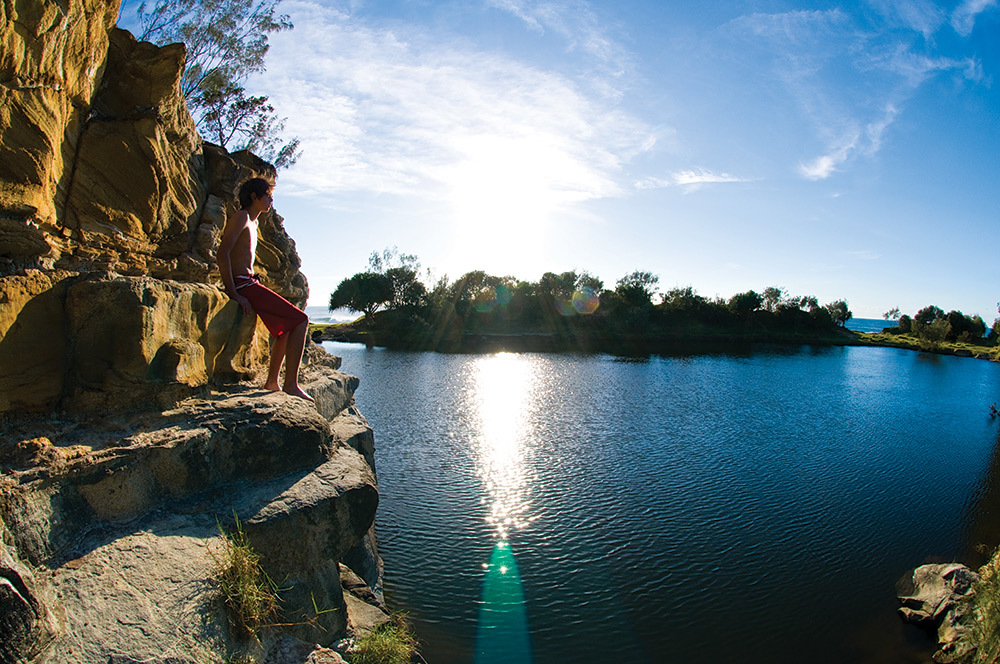 Angourie Blue Pools Yamba & Angourie, Top Things to do in Yamba - Coffs Harbour