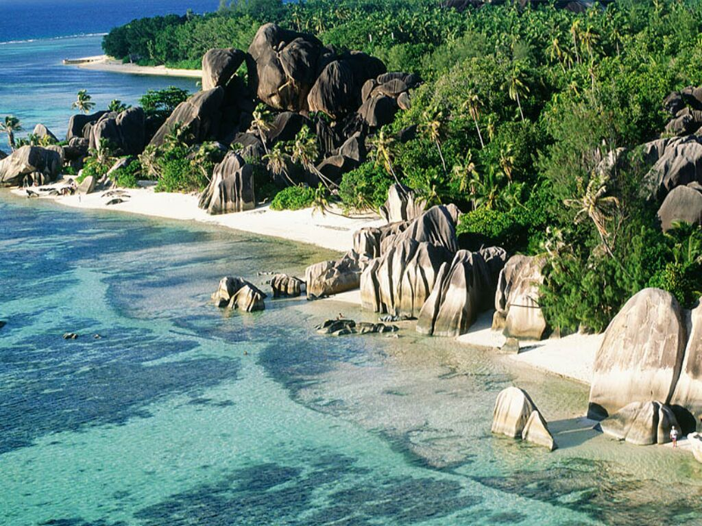 Anse Major West Coast, Anse Source D'argent The Dream Place To Visit - Gets Ready