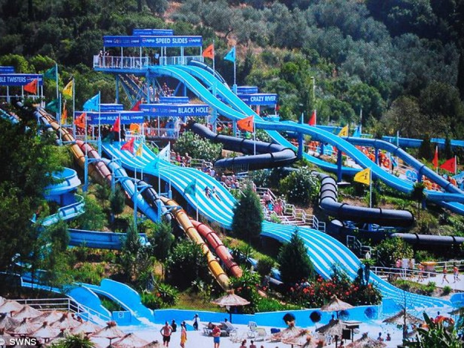 Aqualand Water Park Corfu, Aqualand Waterpark Corfu - CORFU TOURS AND ACTIVITIES | Explore ...