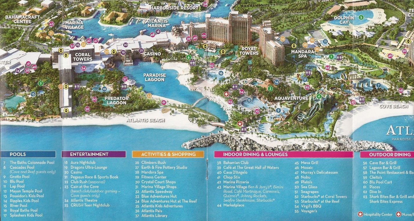 Aquaventure New Providence and Paradise Islands, Nassau – New Providence Island « Livin' On The Hook