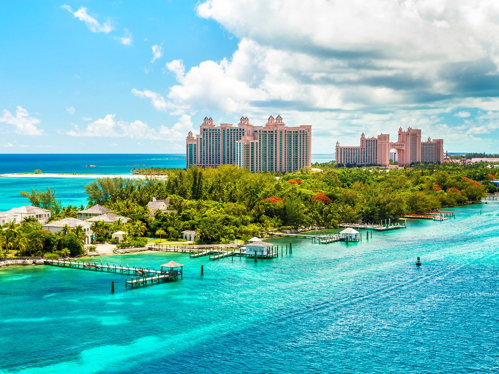 Aquaventure New Providence and Paradise Islands, 20 Best Resorts in the Bahamas, Bermuda, and Turks & Caicos ...
