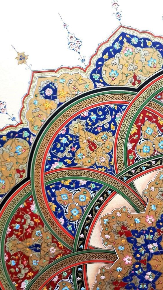Arabesque Art Gallery Manama, 697 best Islamic art images on Pinterest | Islamic art, Islamic ...