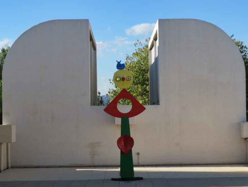 Arc del Triomf Barcelona, Things to do in Barcelona, visit the the Fundació Joan Miró