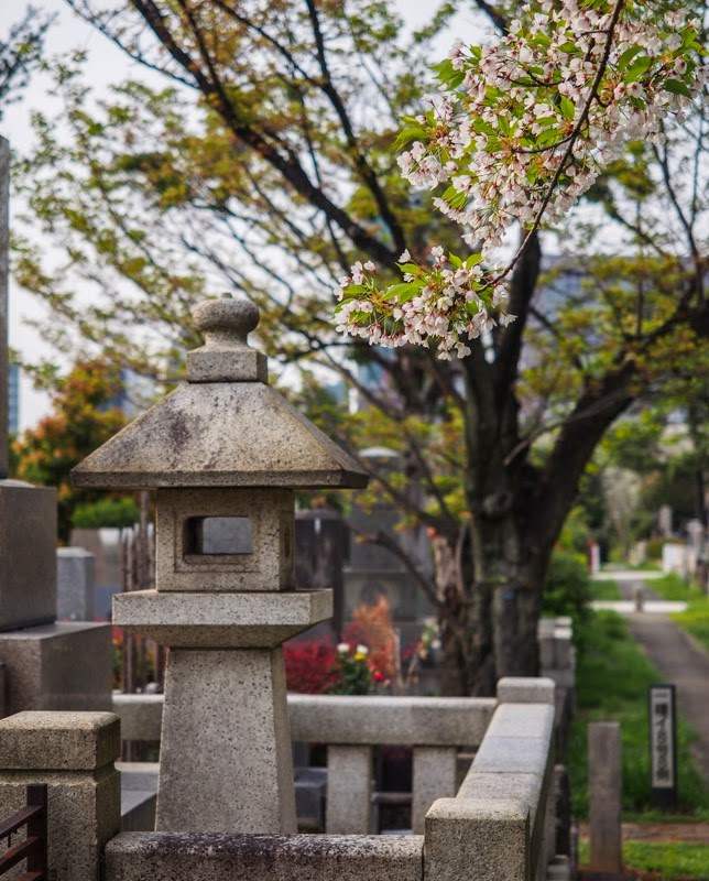 Archi-Depot Tokyo, Japan: Aoyama Reien- Tokyo's only Foreigners' Cemetery   Minor Sights