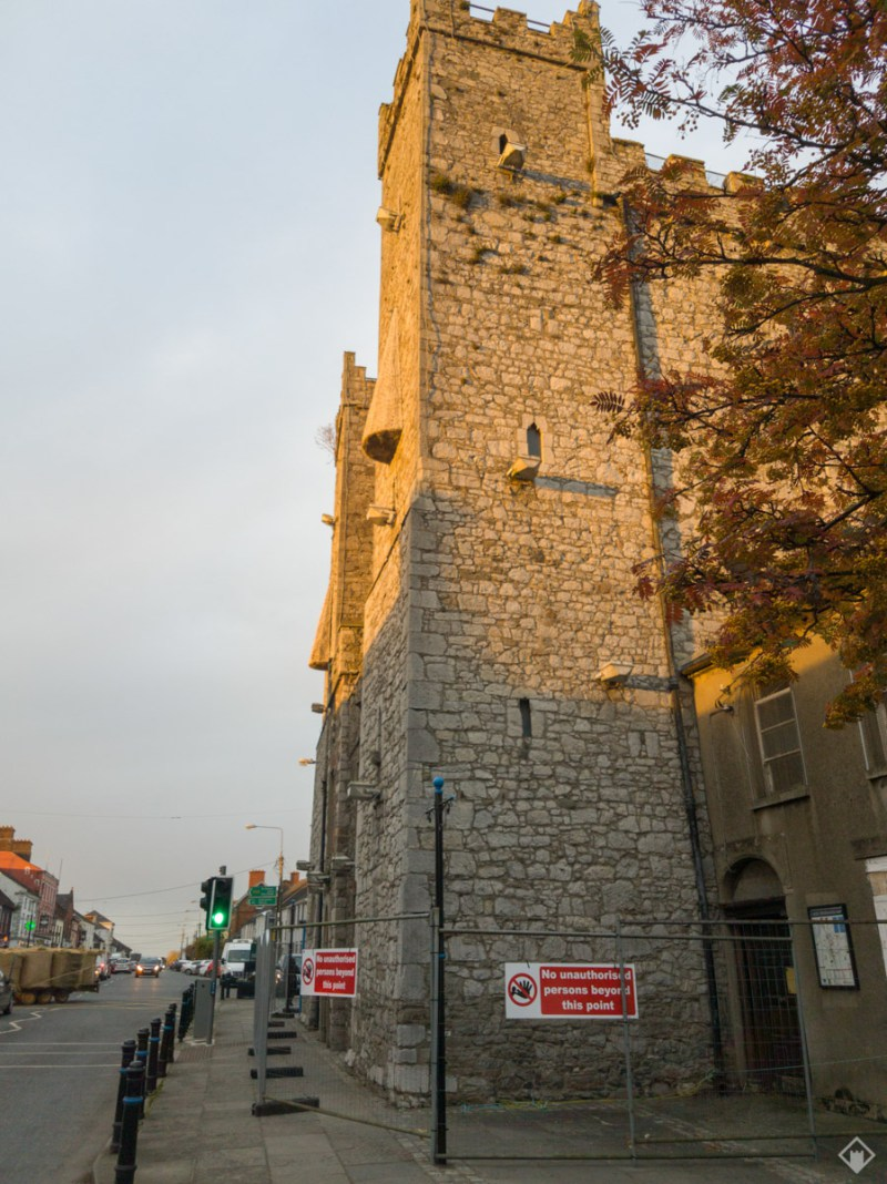 Ardee Castle Dublin Environs, Castles Go Green but in Ardee... – ThisIsArdee.ie