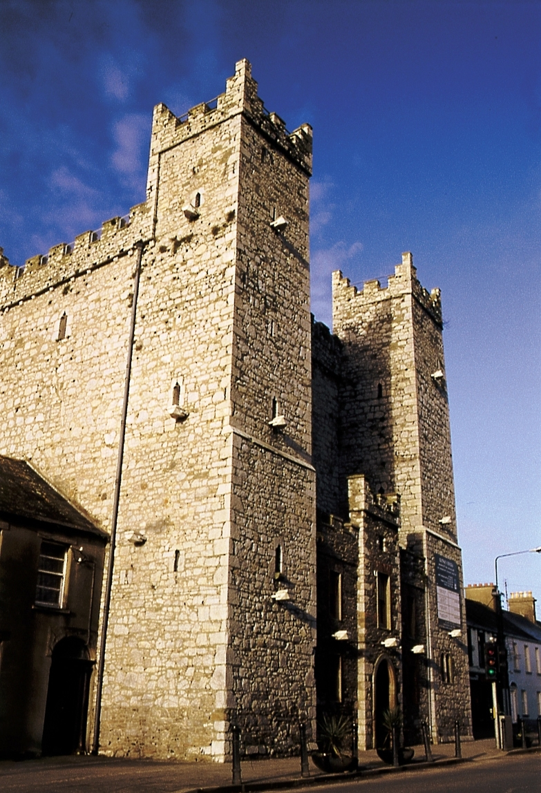 Ardee Castle Dublin Environs, Louth Heritage - Archaeological