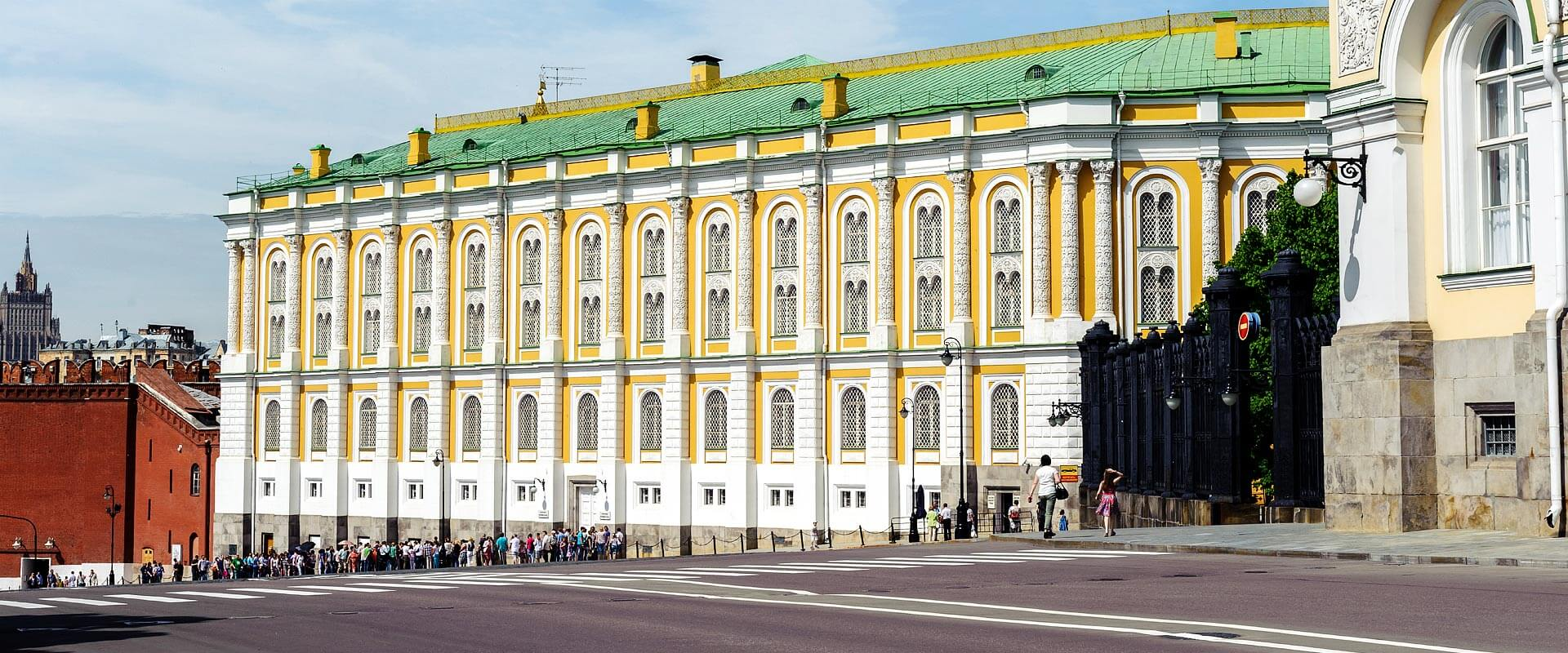 Armory Chamber Moscow, The Kremlin And The Armoury Chamber by Marc - GuideTrip.com