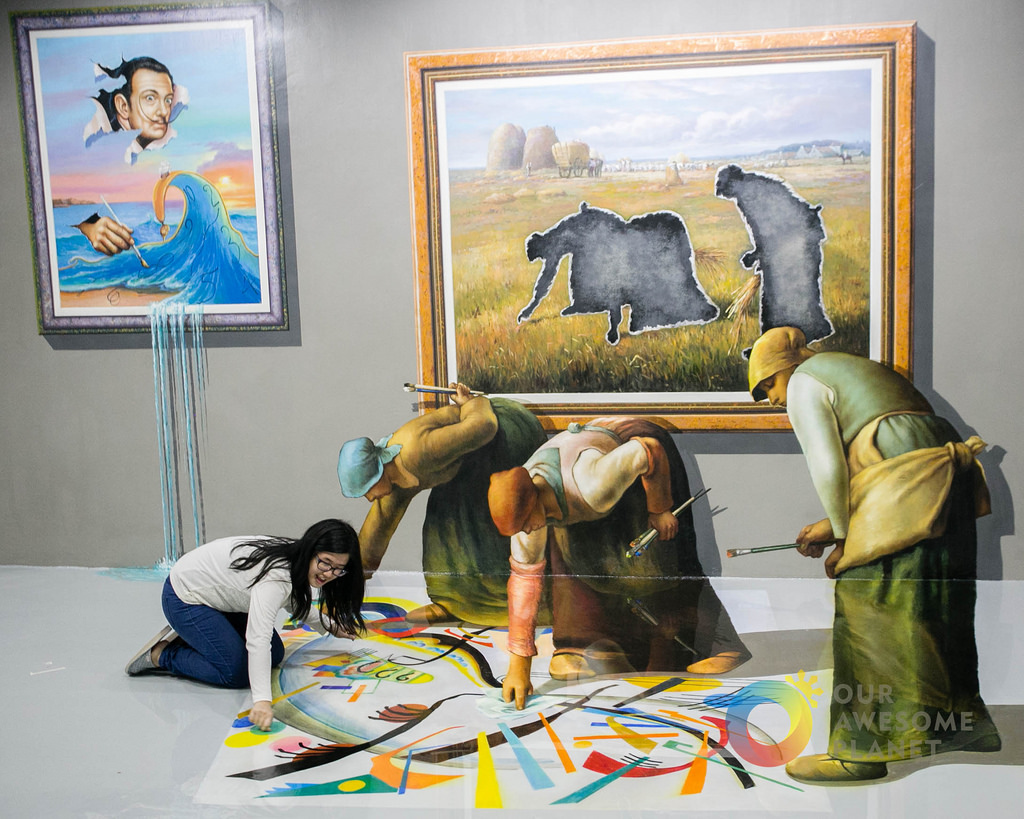 Art In Island Manila, 3D ART MANIA in Manila: 10 Tips to have an Awesome 3D Art ...