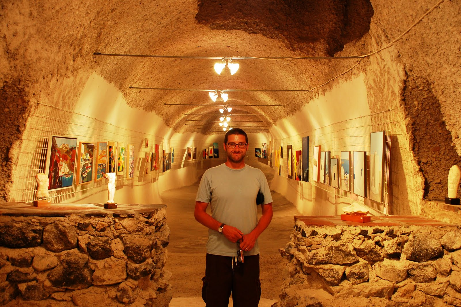 Art Space Santorini, Places to See in Santorini - news iy