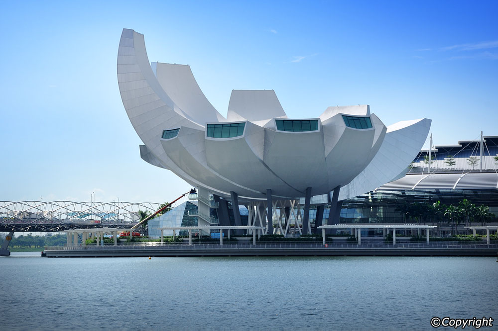 ArtScience Museum Malaysia, Singapore & Brunei, What to Do in Marina Bay - All Marina Bay Attractions A to Z