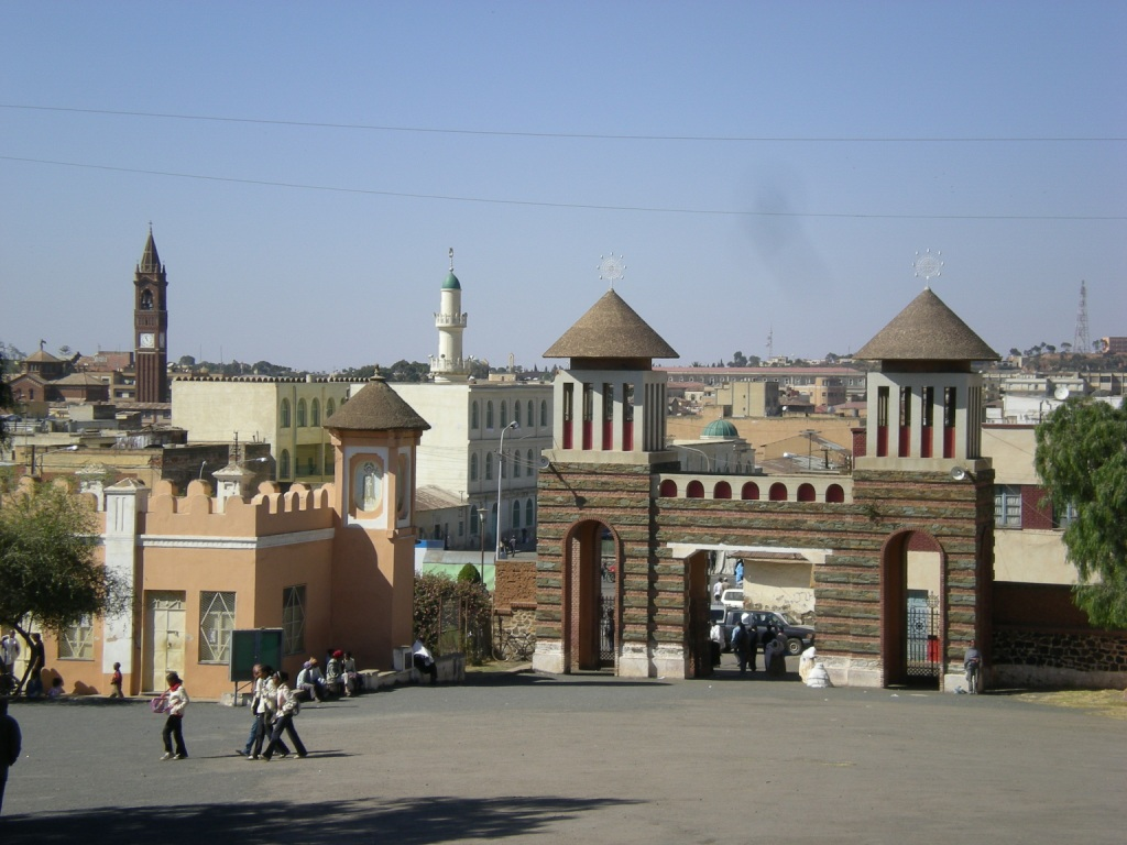 St Mariam Cathedral Massawa, Asmara - The Modernist City Hang In The Clouds   Explore Eritrea ...