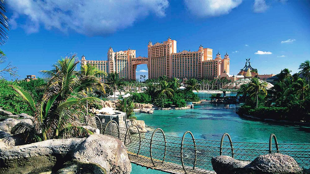 Atlantis Paradise Island New Providence and Paradise Islands, Atlantis Paradise Island Tourism, Bahamas - Next Trip Tourism ...