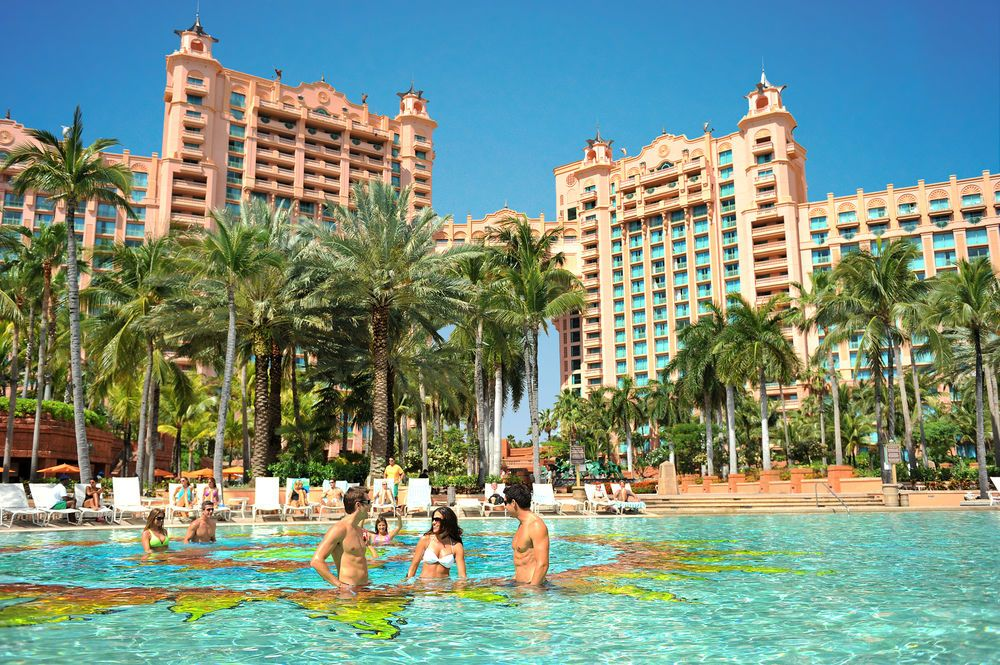 Atlantis Paradise Island New Providence and Paradise Islands, Atlantis Bahamas: Explore Paradise Island's Wondrous Resort Locations