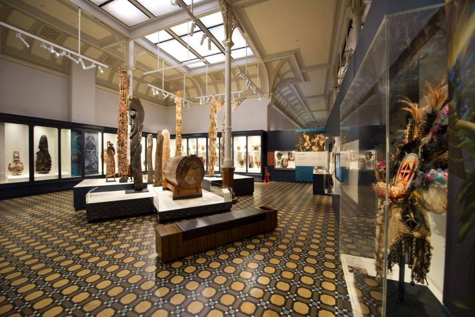 Australian Museum Sydney, Pacific Spirit: Julie Bishop launches collection of Pacific ...