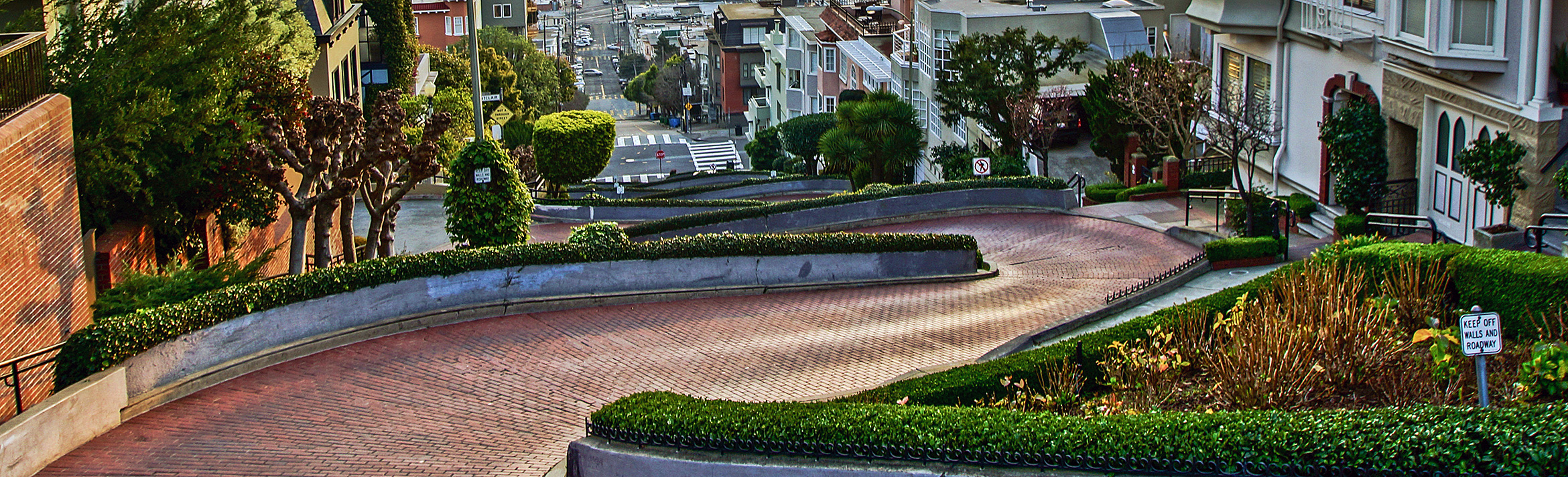Axford House San Francisco, Lombard Street | Crookedest Street | San Francisco, CA