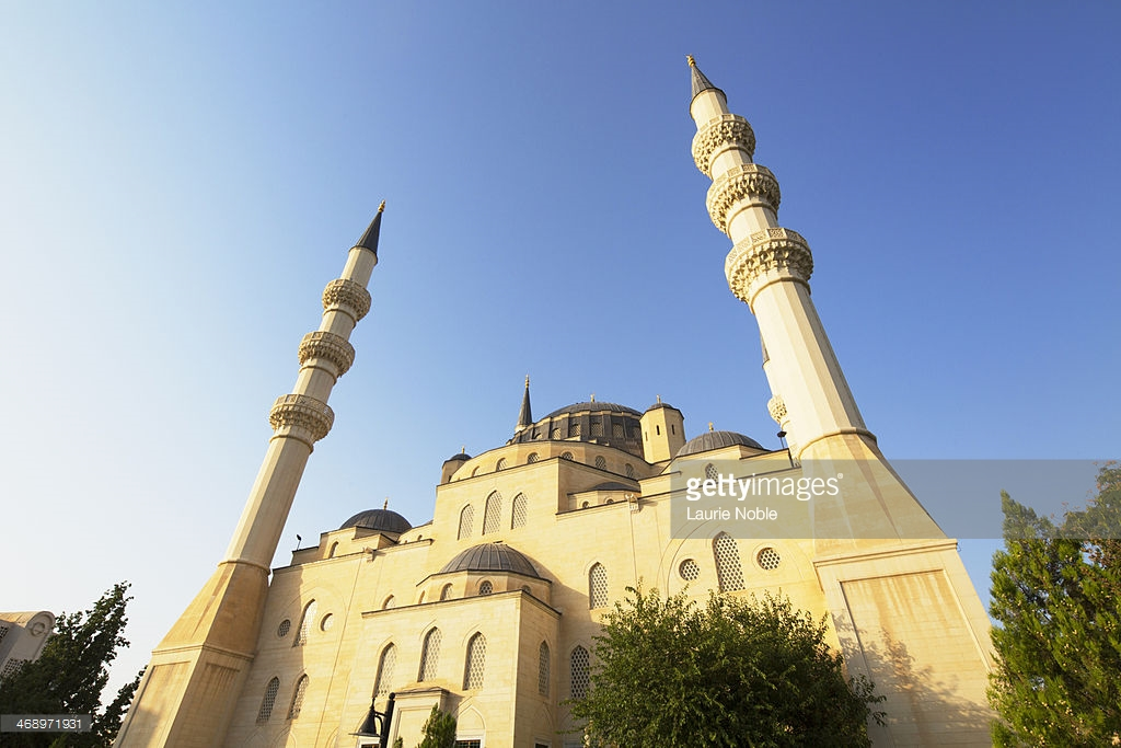 Azadi Mosque Ashgabat, Azadi Mosque Ashgabat Turkmenistan Stock Photo | Getty Images