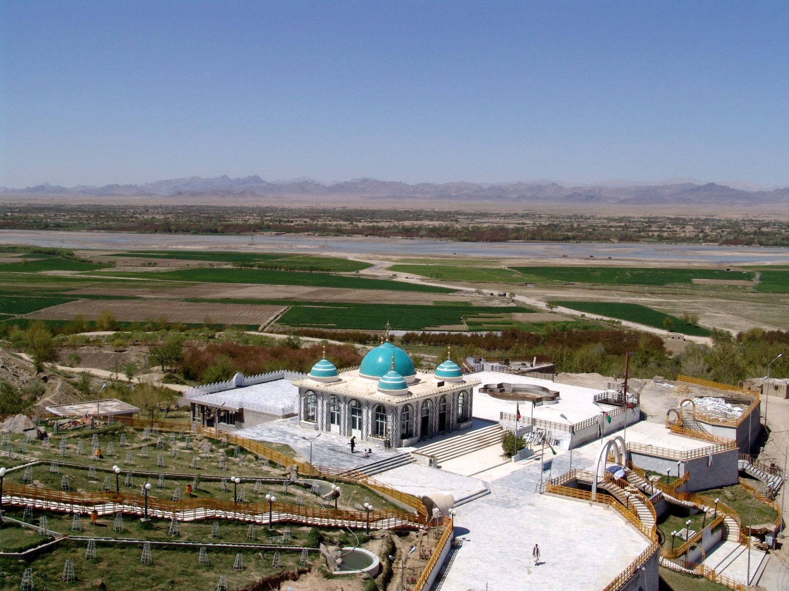 Baba Wali Shrine Kandahar, Kandahar Scenes | A view from central Kandahar, Afghanistan!!!