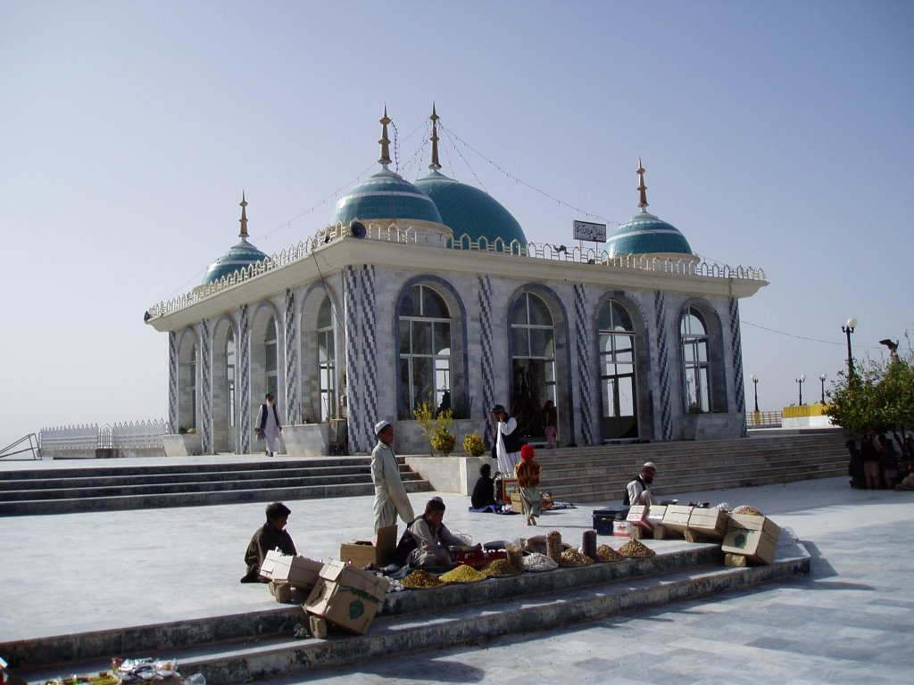 Baba Wali Shrine Kandahar, Distretto di Argahandab | Mapio.net