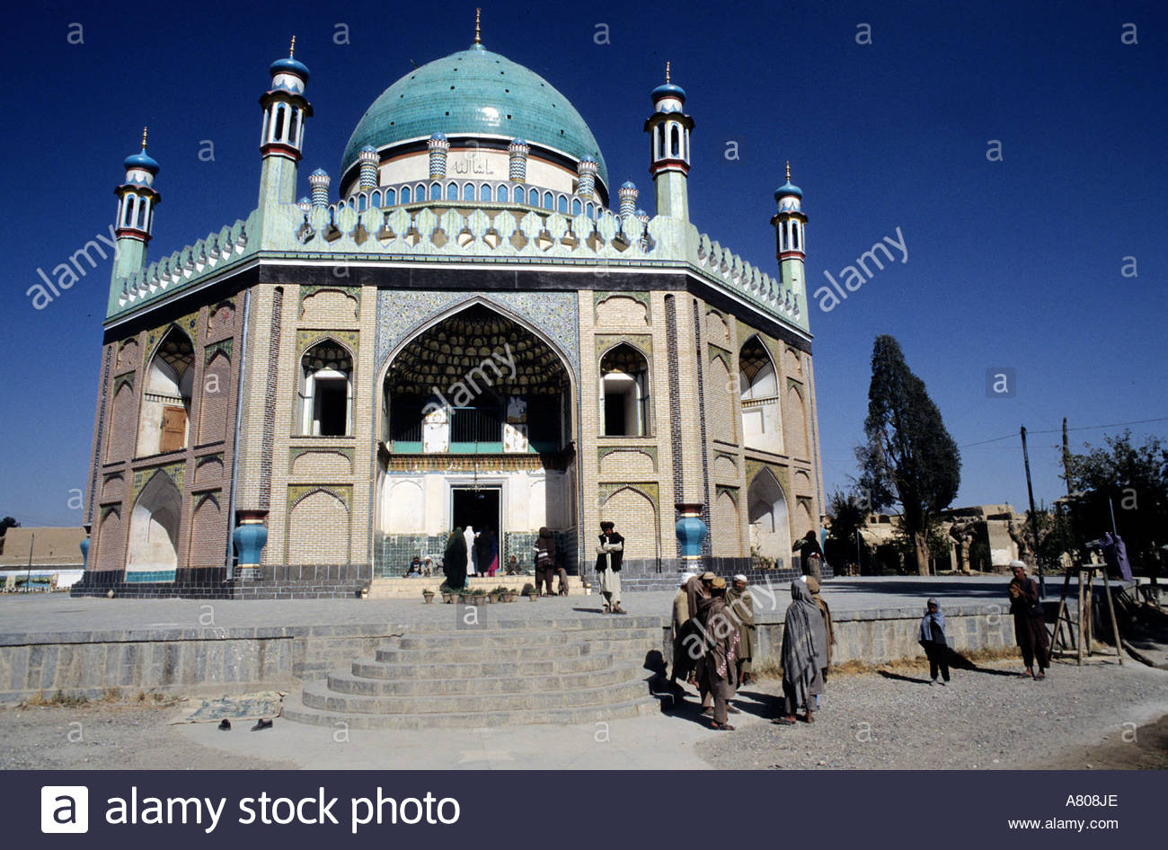Baba Wali Shrine Kandahar, Afghanistan, Kandahar, mosque Stock Photo, Royalty Free Image ...