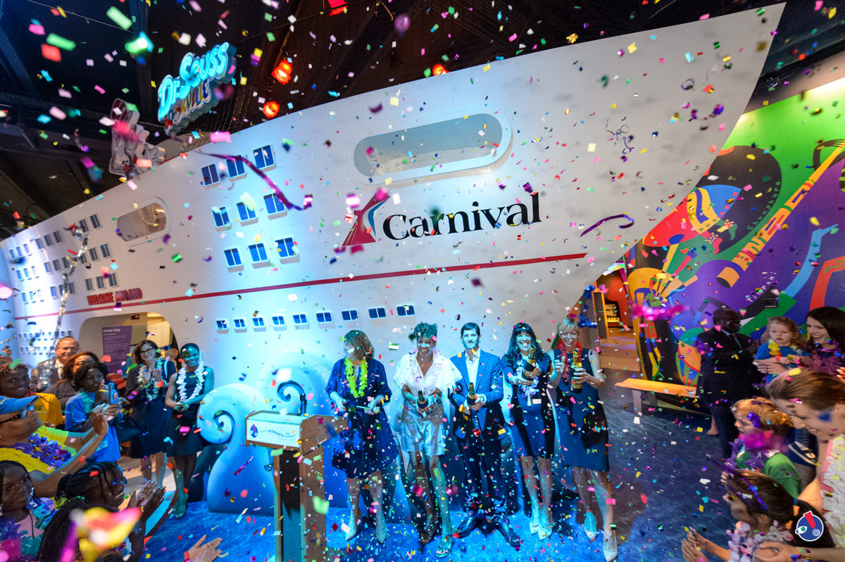Bacardi Building Miami, Anchors Aweigh at Miami Children's Museum at newly renovated ...