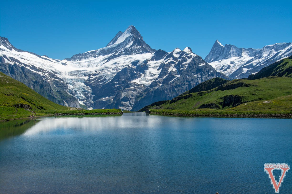 Bachalpsee First, Switzerland – Five comfortable panoramic walks in the Bernese ...
