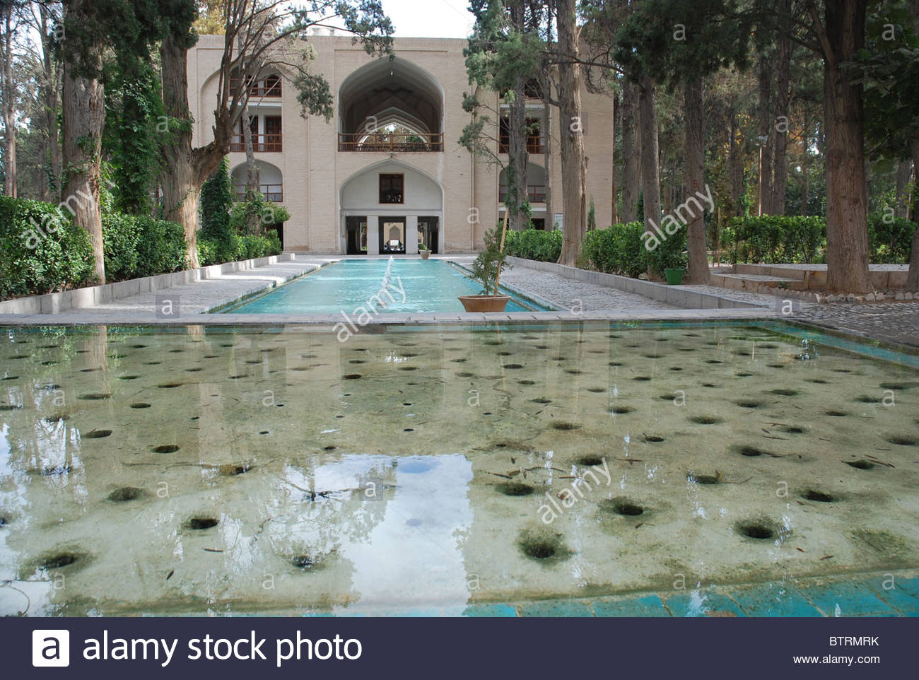 Bagh-e Fin Kashan, Baghe fin near Kashan Fin Iran. The Fin Gardens also referred to ...