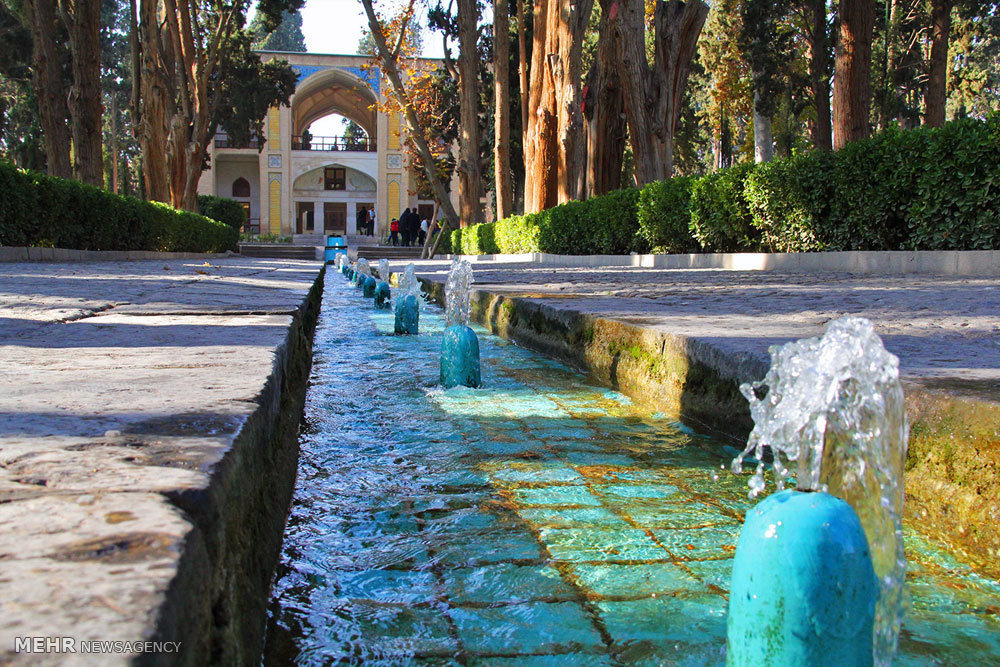 Bagh-e Fin Kashan, Bagh-e Fin, the very epitome of Persian Garden - Tehran Times