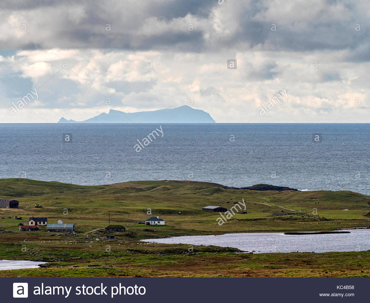 St. Kilda The Northern Highlands and the Western Isles, Scotland Scottish Uist Isles Stock Photos & Scotland Scottish Uist ...