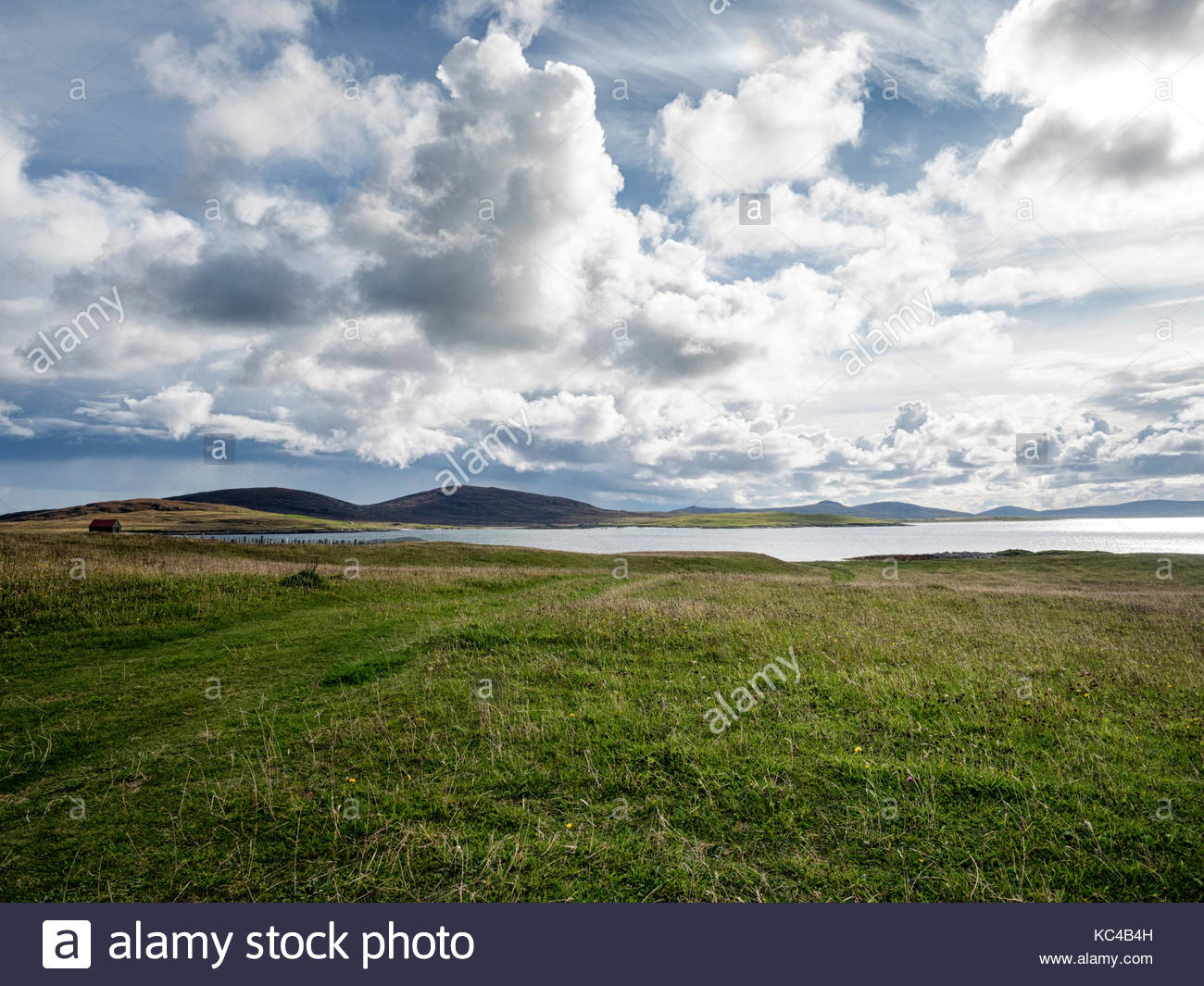 Trinity Temple The Northern Highlands and the Western Isles, North Uist Stock Photos & North Uist Stock Images - Alamy