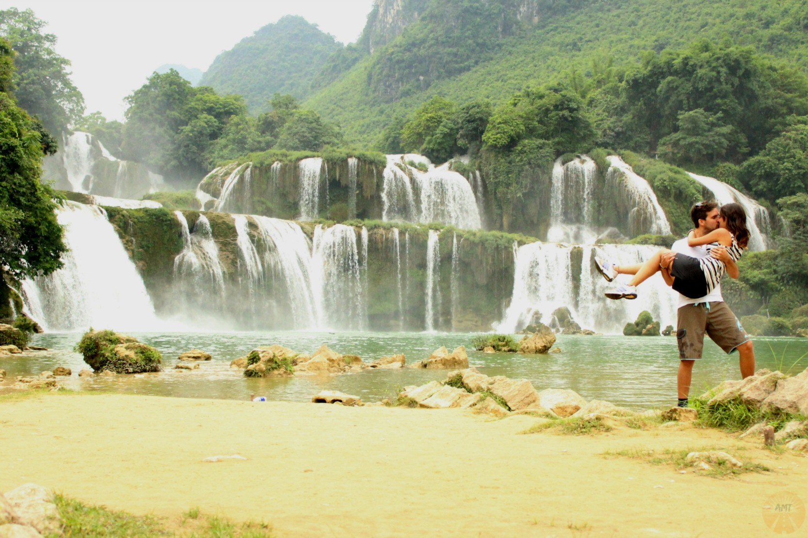 Ban Gioc Waterfall Cao Bang, CAO BANG AND BAN GIOC WATERFALLS -