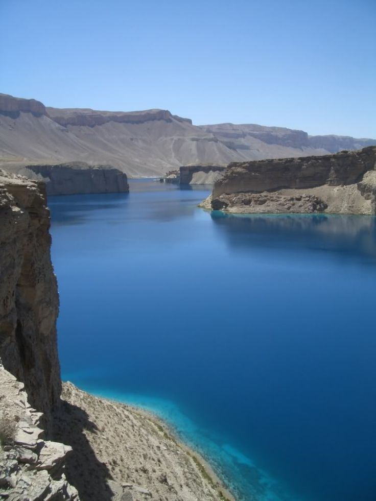 Band-e-Amir Central Asia, 12 best Band-e Amir National Park images on Pinterest ...