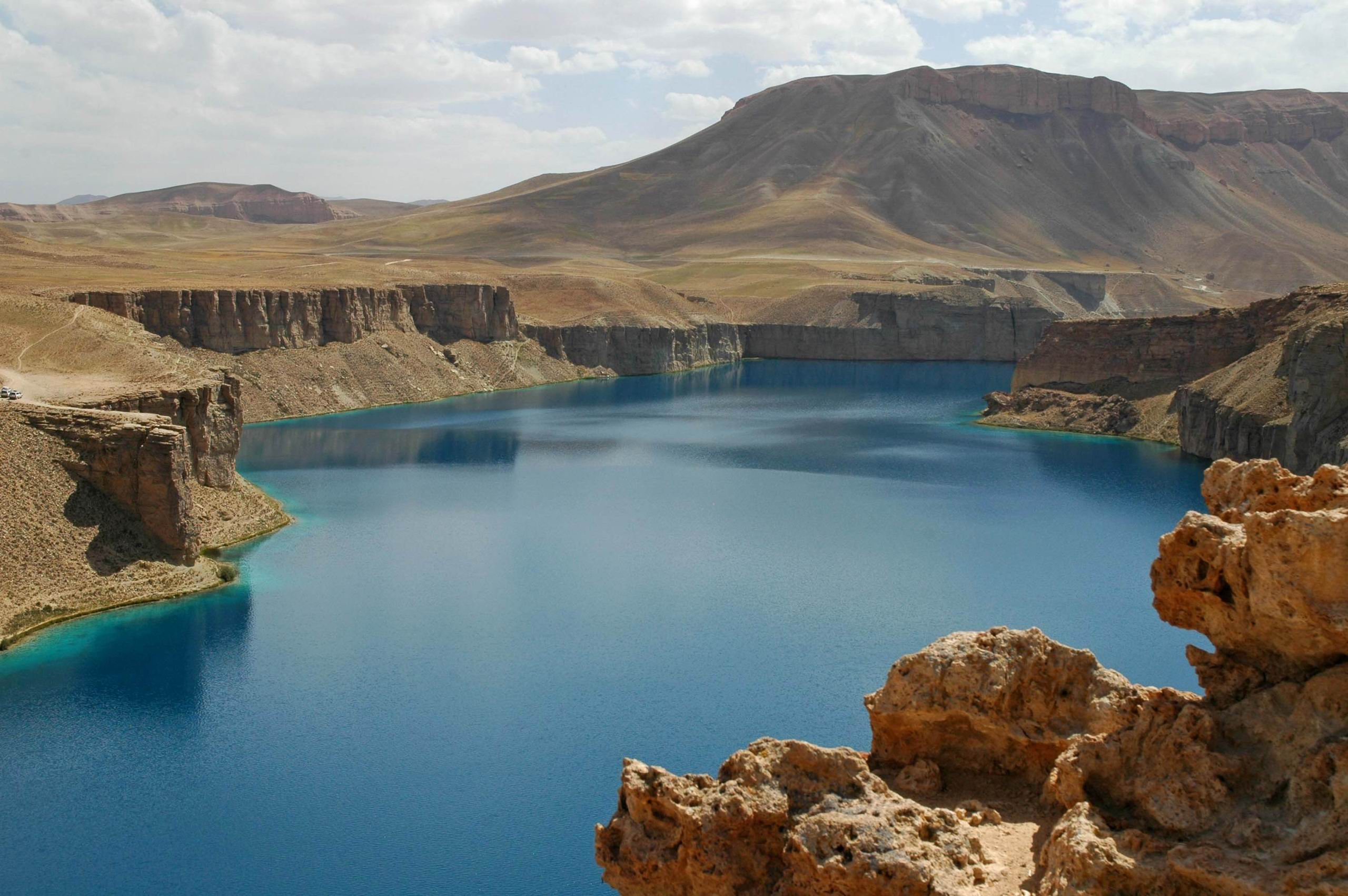 Band-e-Amir Central Asia, Band e Amir Lakes Afghanistan Wallpaper - HD Wallpapers ...